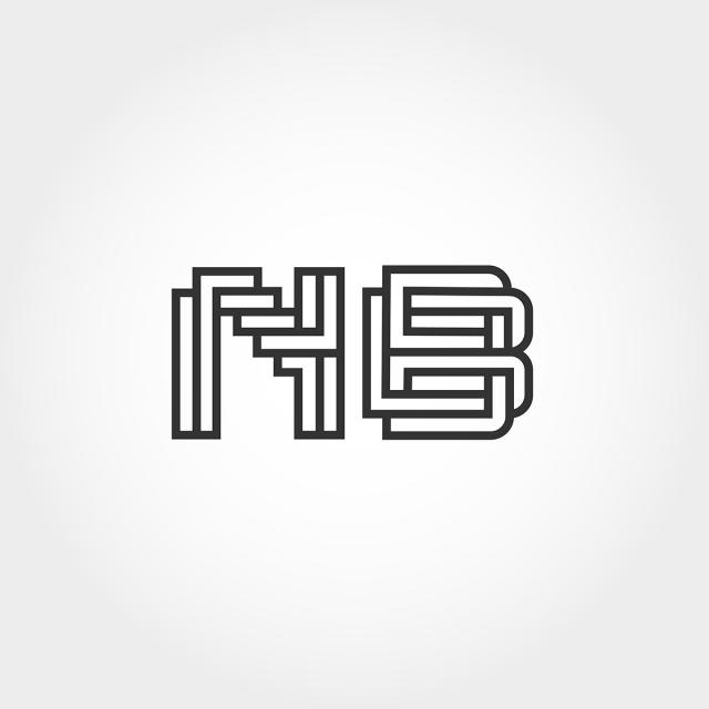 Nb Logo Png, Vector, PSD, and Clipart With Transparent.