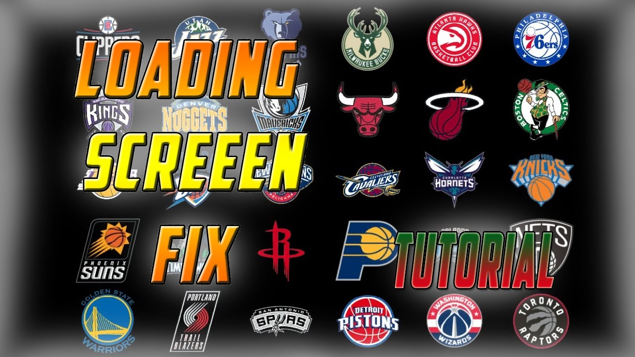 How to fix 2K17 from freezing [Loading Screens] [Easy].