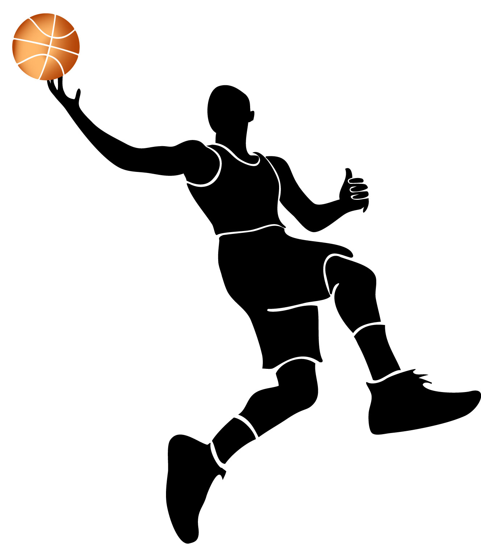Nba basketball clipart.