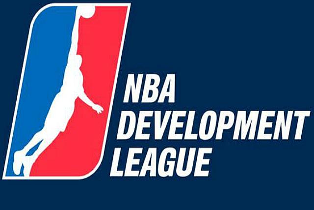 D league Logos.