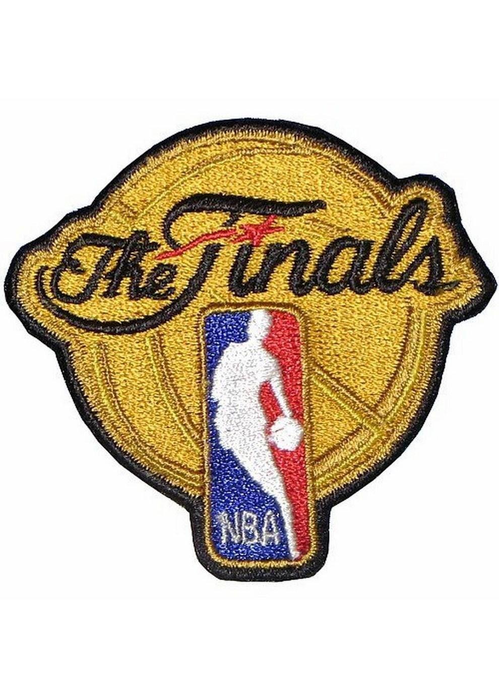 NBA Finals Logo Patch.