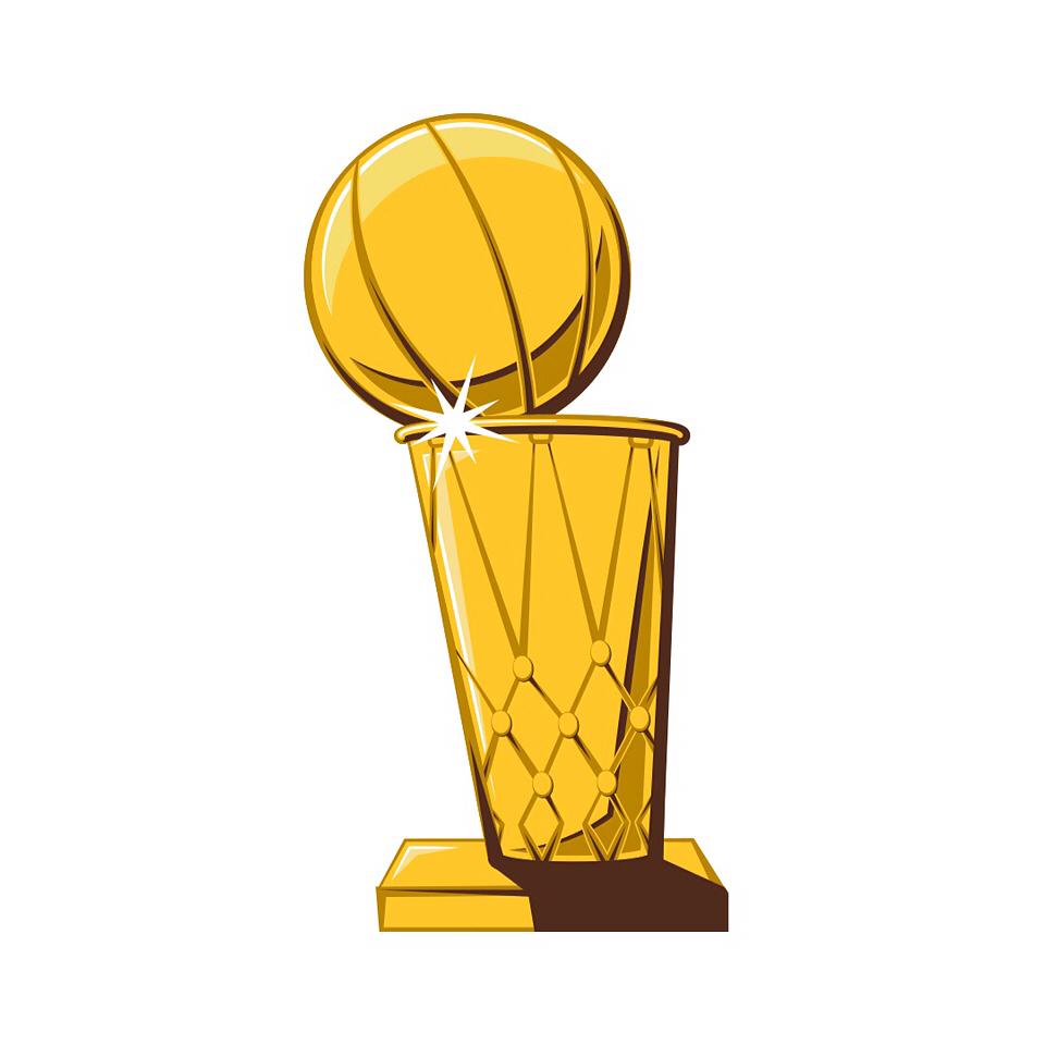 Nba Trophy Vector at GetDrawings.com.