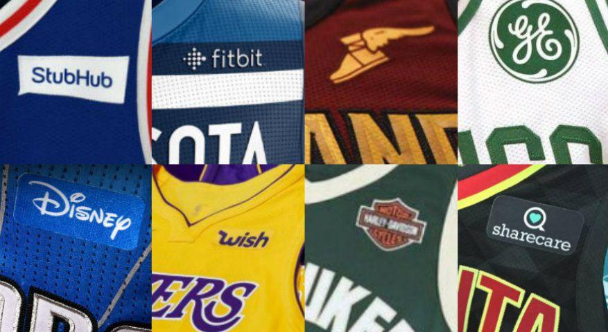 Ranking All NBA Jersey Ads.