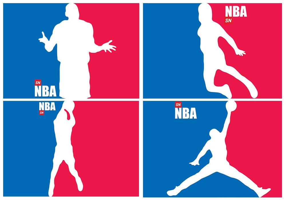 Jerry West Silhouette Nba Logo.