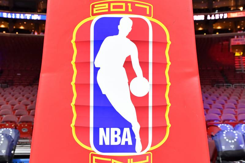 Jerry West Says He Wishes NBA Would Change Logo.