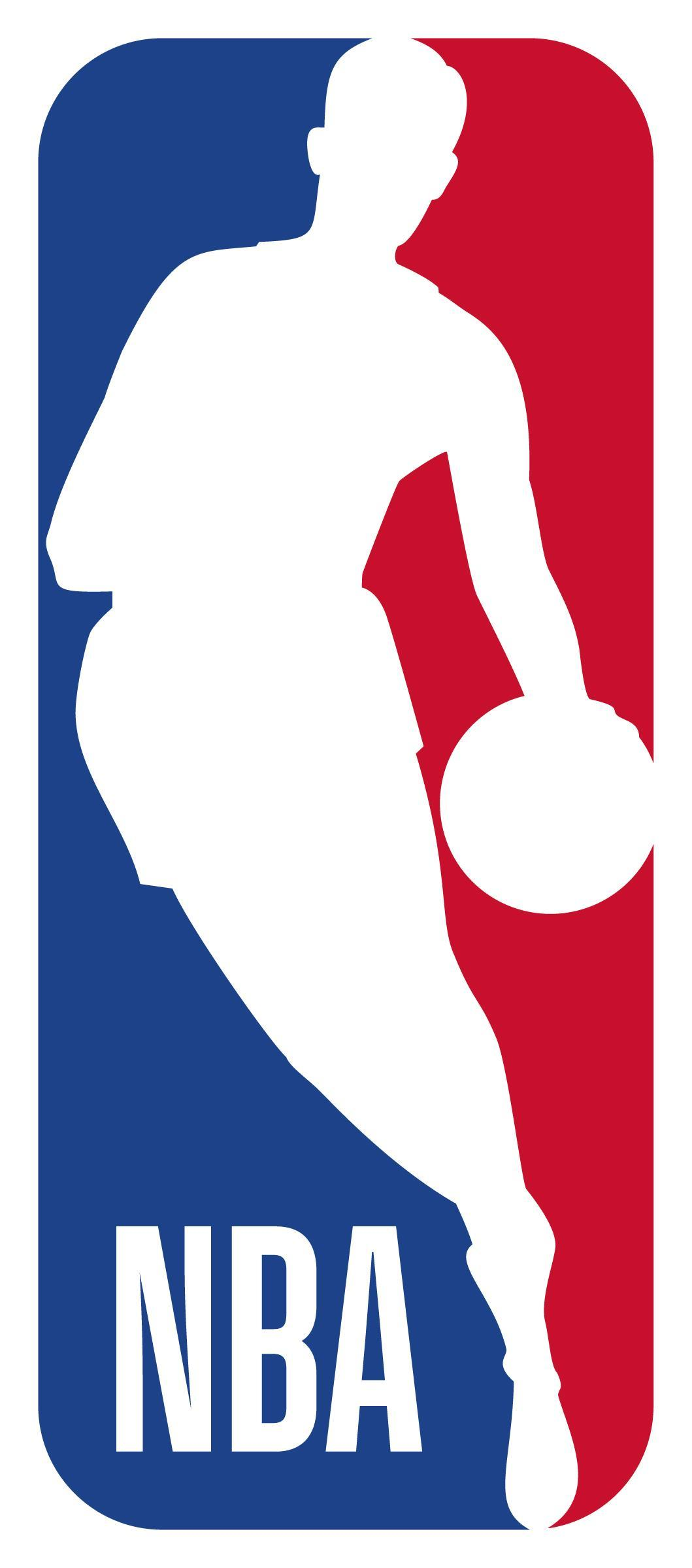 A first look at the NBA\'s refreshed logo.
