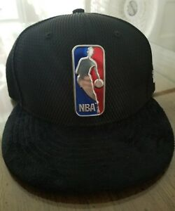 Details about NBA new era draft hat,NBA logo hat.