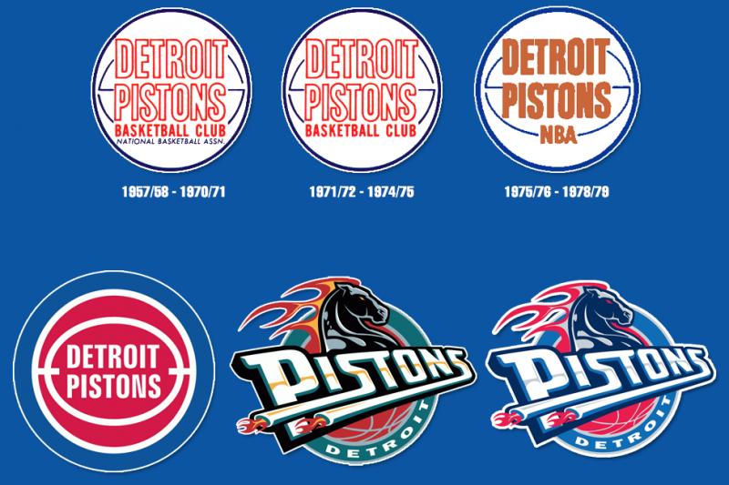 The History of NBA Logo Design.