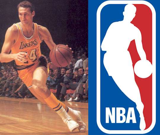 The History of the NBA and their Iconic Logo Design.