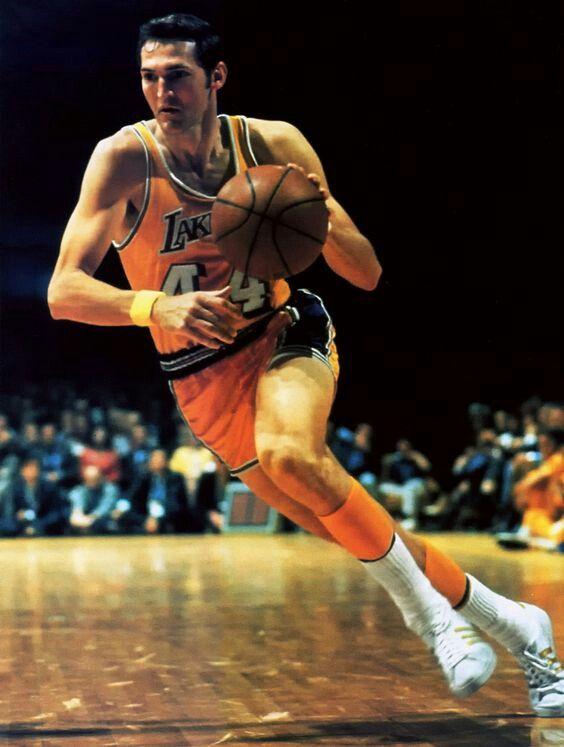 NBA LOGOJERRY WEST.