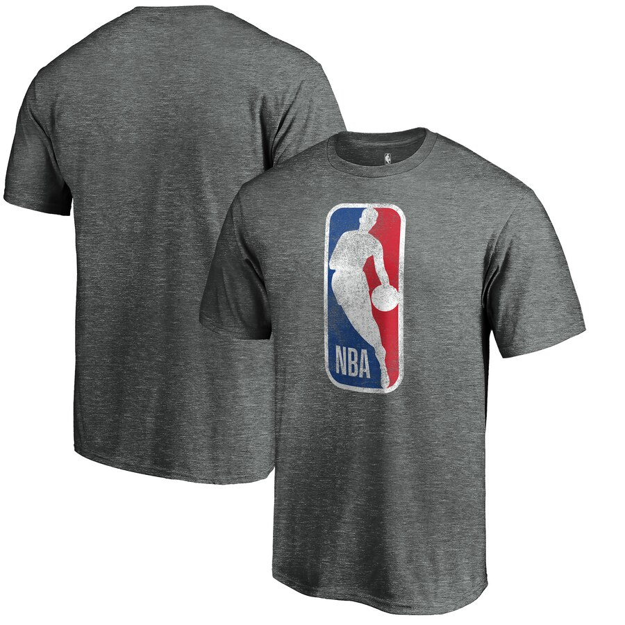 Fanatics Branded NBA Distressed Logo Tri.