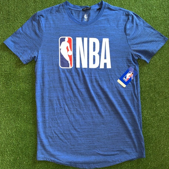 Brand New NBA Logo T.