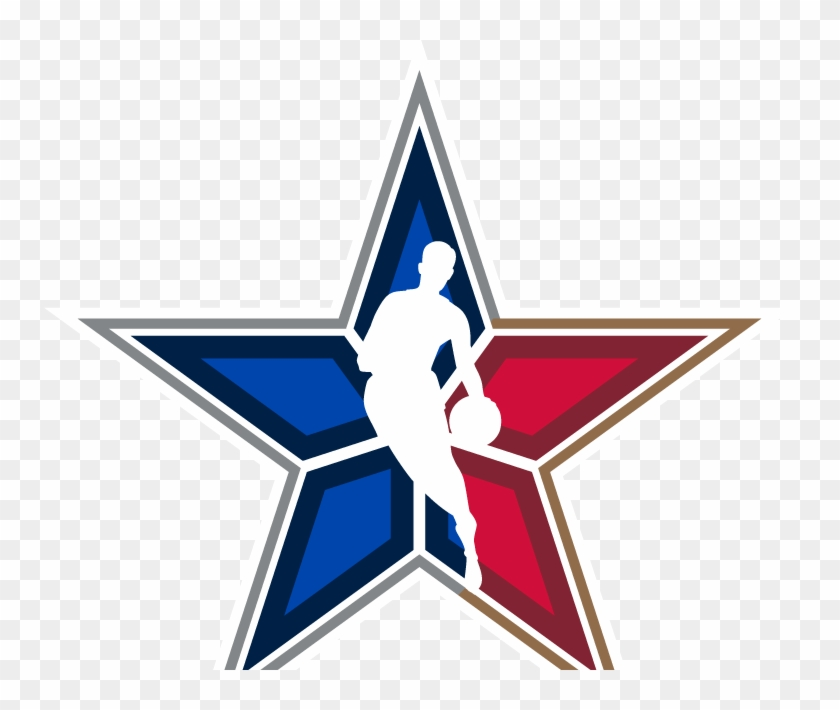 Nba All Star Logo Png, Transparent Png.