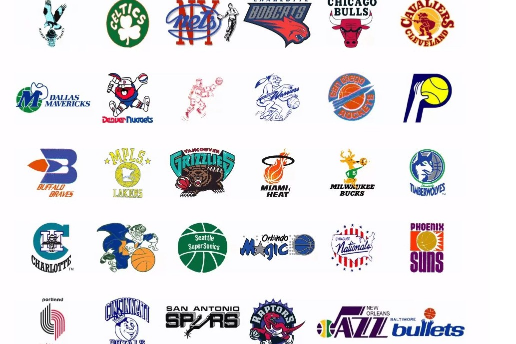 Redditor Creates GIF Showing Evolution of Every NBA Team\'s.
