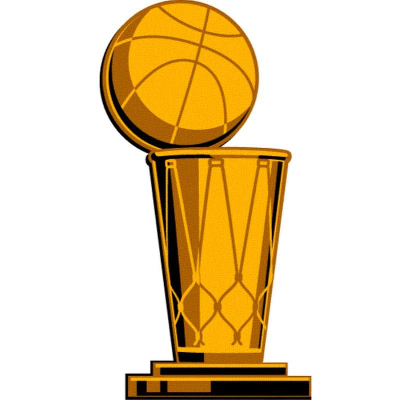 Fresh Trophy Clipart Sheets Nba.