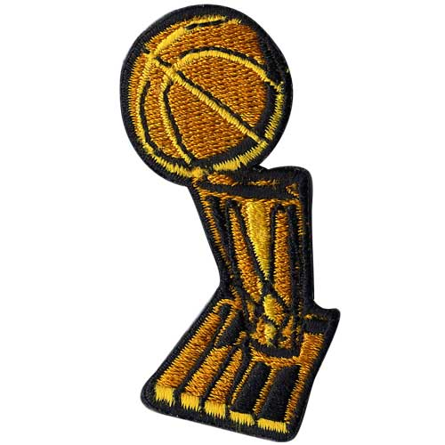 NBA Finals Trophy Logo Jersey.