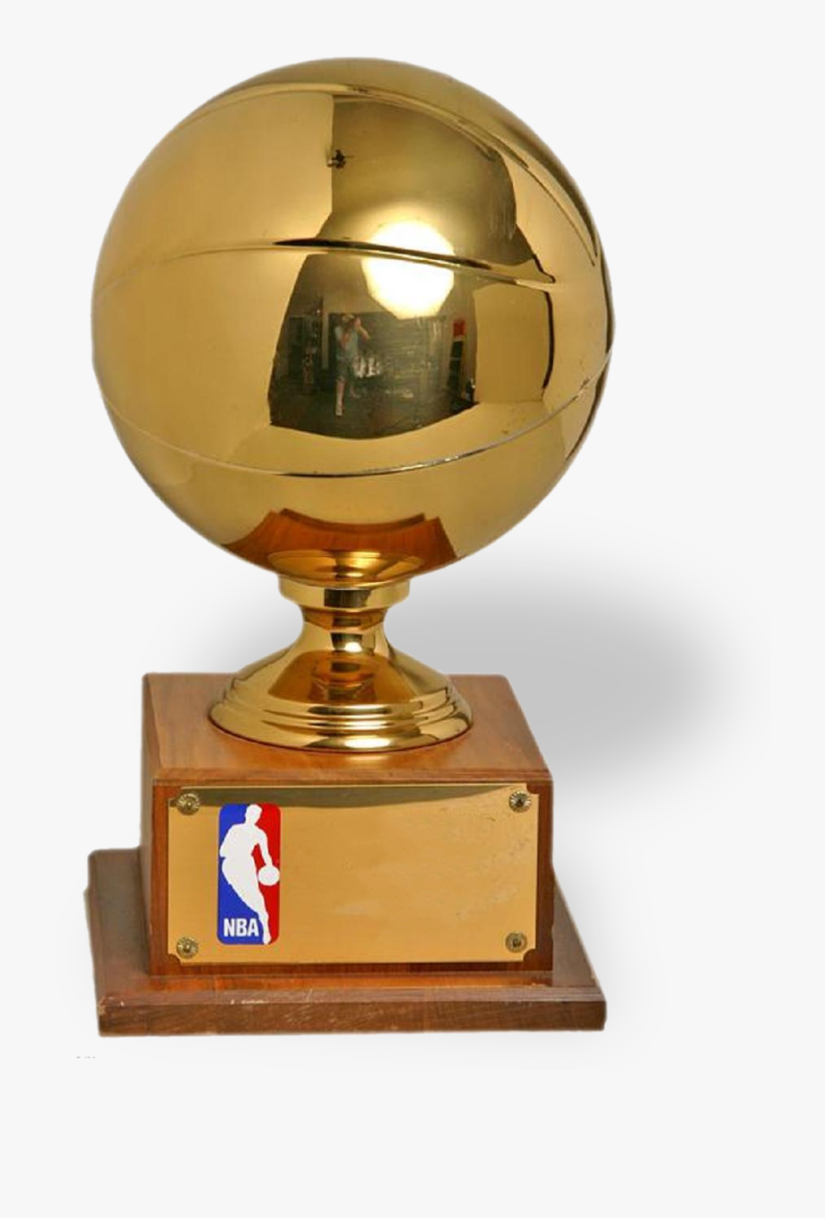 Trophy Clipart Nba Basketball.