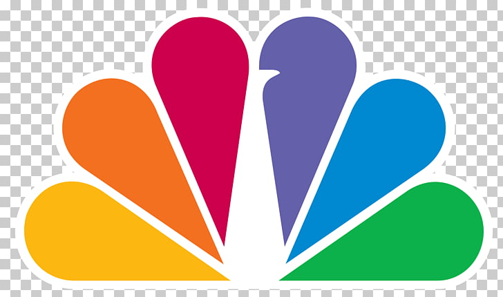Logo of NBC NBC Sports Television, peacock PNG clipart.