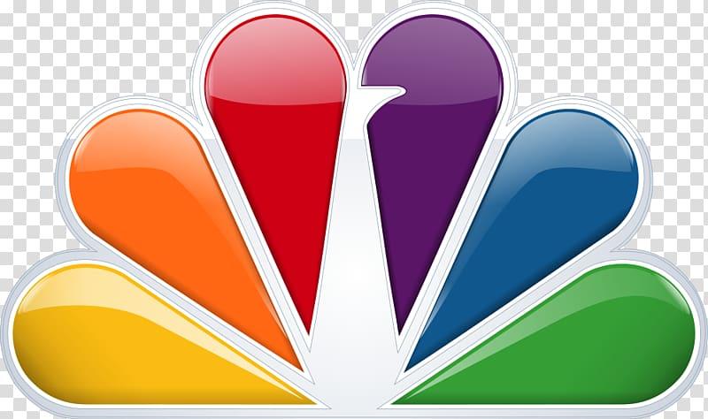 Logo of NBC 30 Rockefeller Plaza Television, peacock.