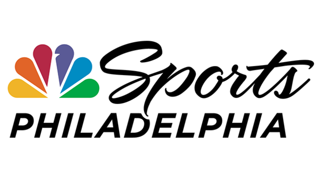 NBC Sports Philadelphia was the third most watched RSN in.