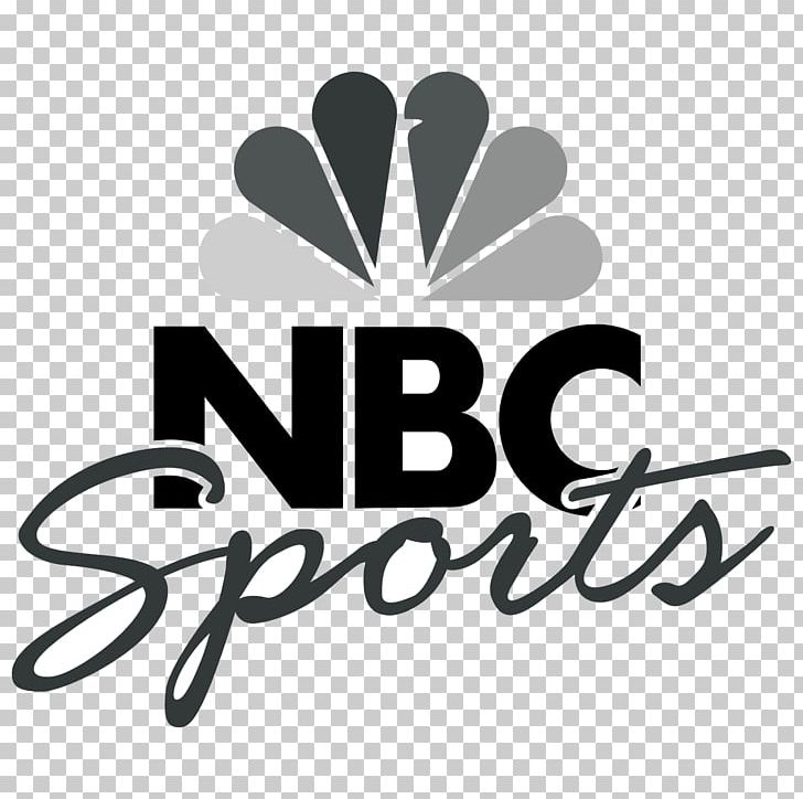 NBC Sports NBCSN Logo Of NBC PNG, Clipart, Black And White.