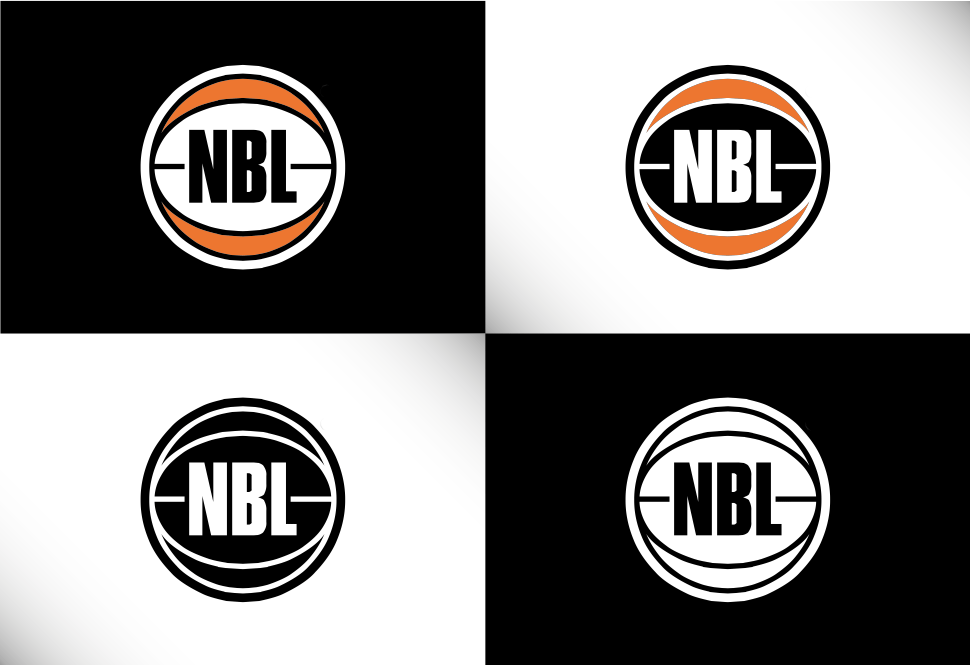 Brand New: New Logo for NBL by Publicis Mojo.