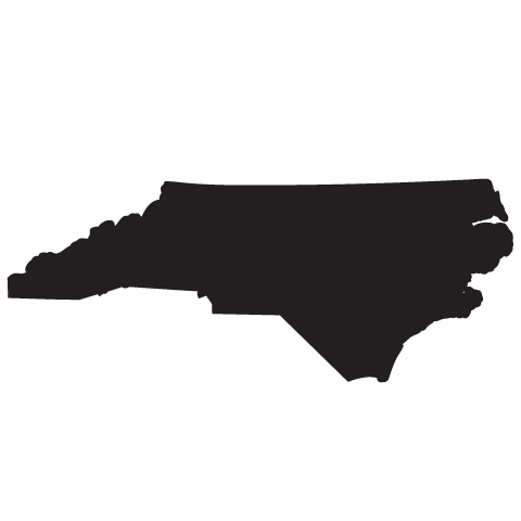 North Carolina State Clipart.