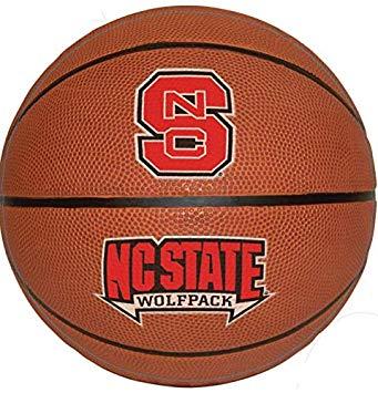 Amazon.com: 8 Inch Basketball North Carolina NC State.