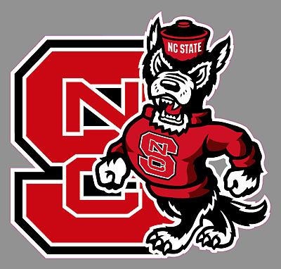 North Carolina State Wolfpack Logo 6\