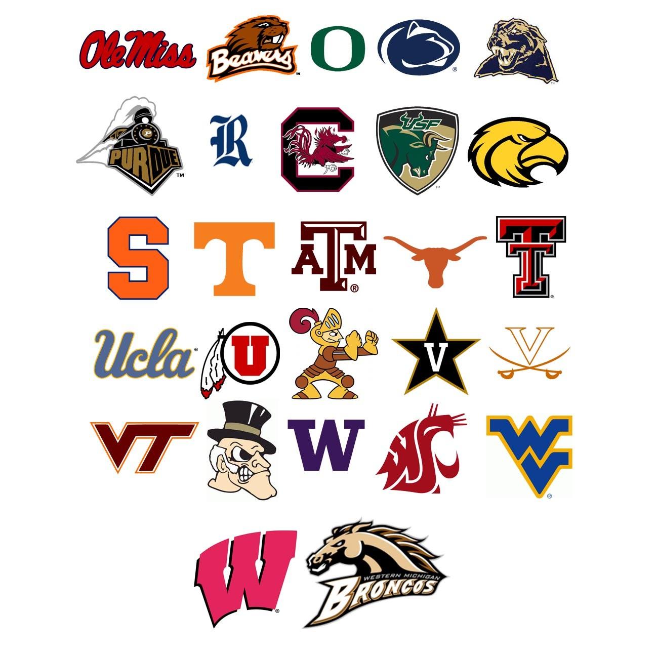 NCAA Clipart.
