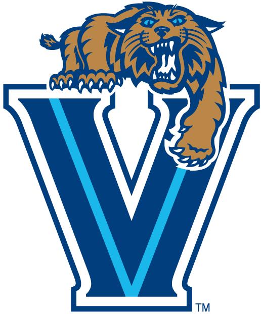 Villanova Wildcats Alternate Logo.