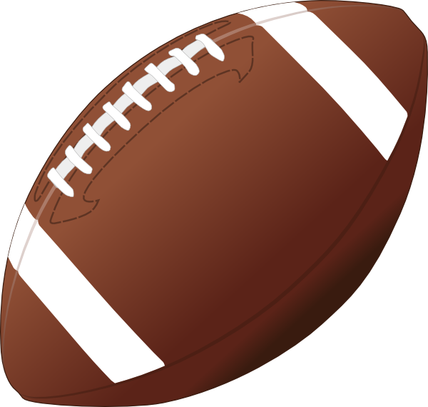 Ncaa football clipart.