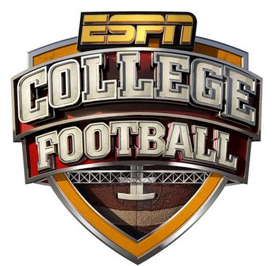 ESPN College Football reveals new logo for 2015 season.