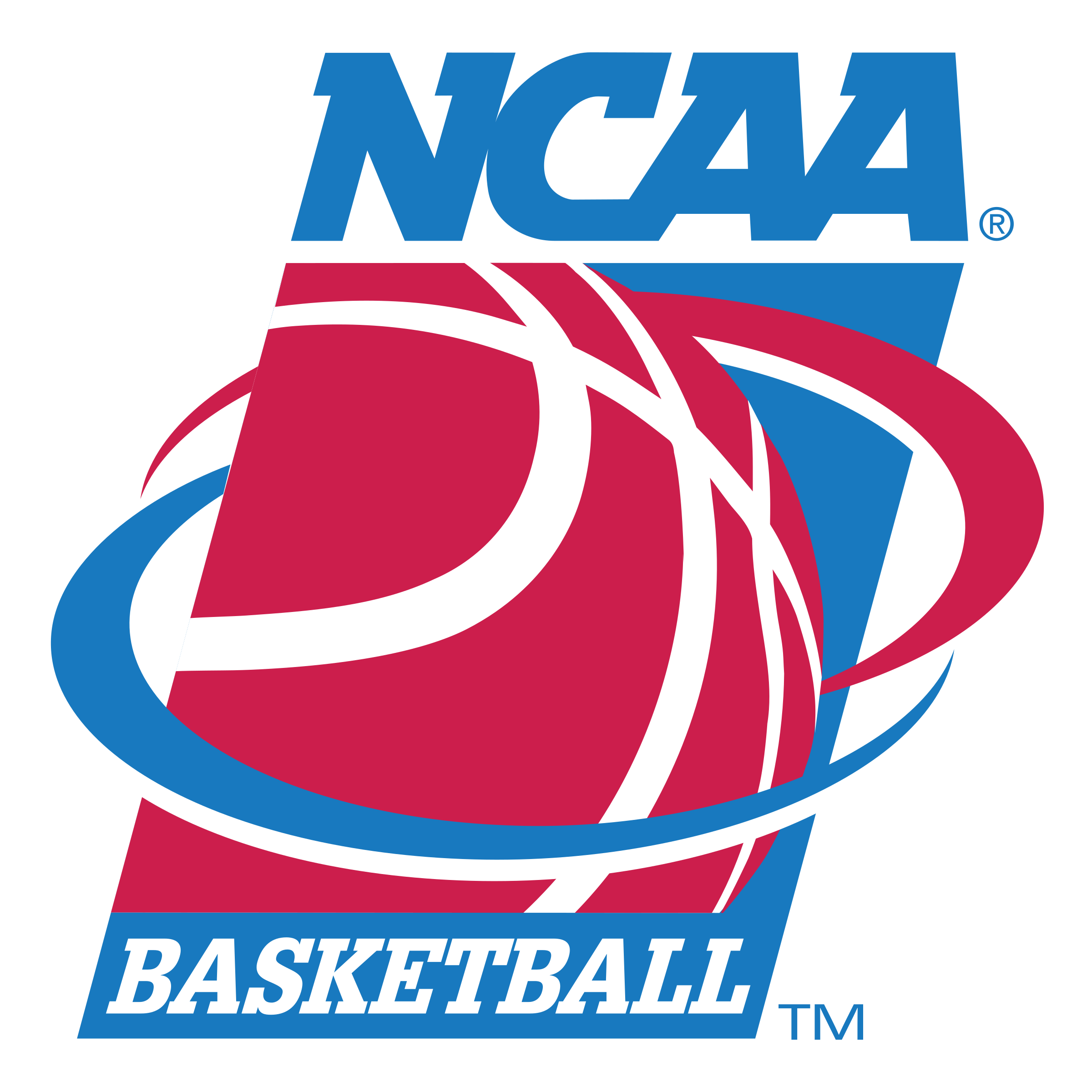 NCAA Basketball Logo PNG Transparent & SVG Vector.