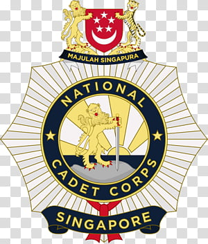 Badge of the National Cadet Corps (NCC) transparent.