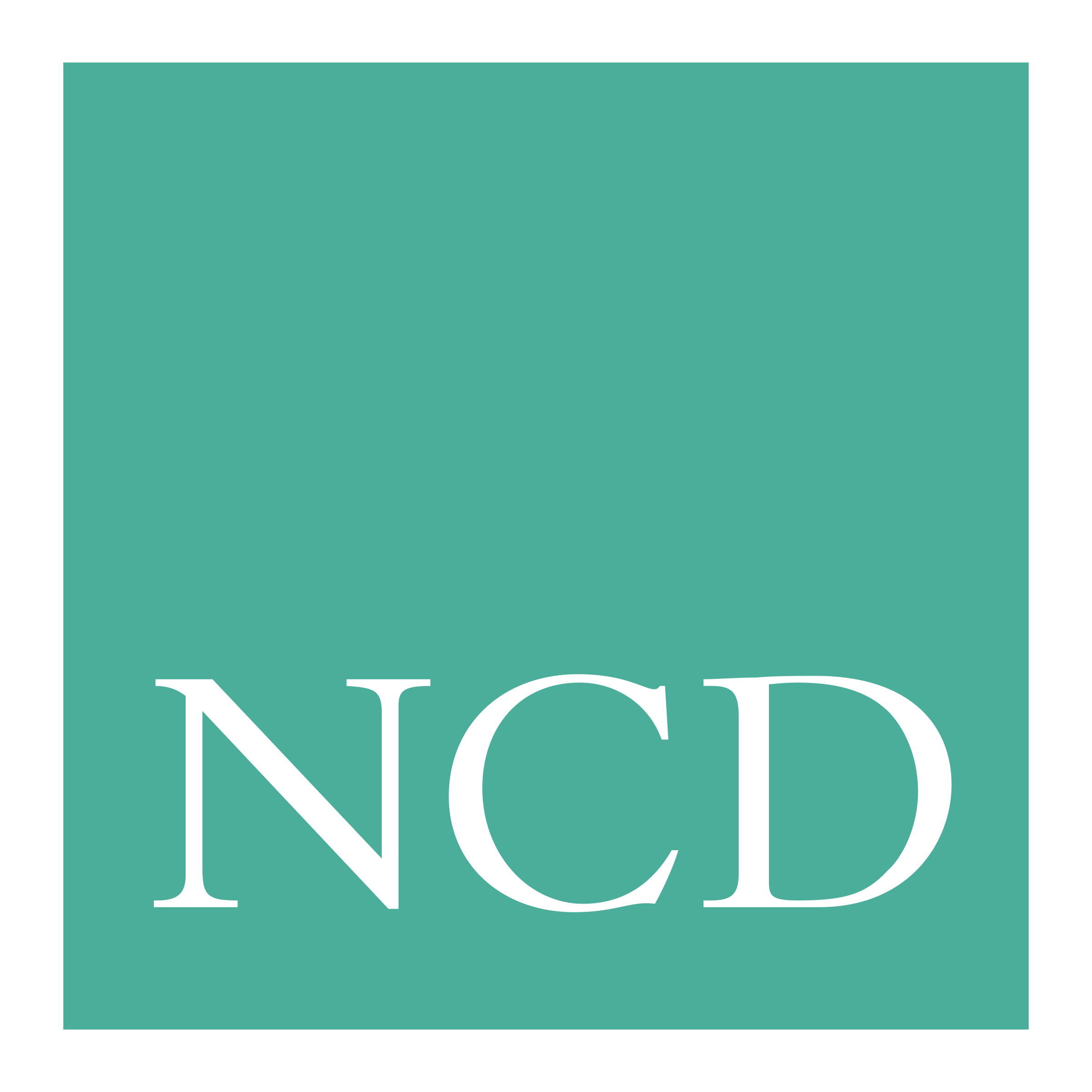 NCD Logo PNG Transparent & SVG Vector.