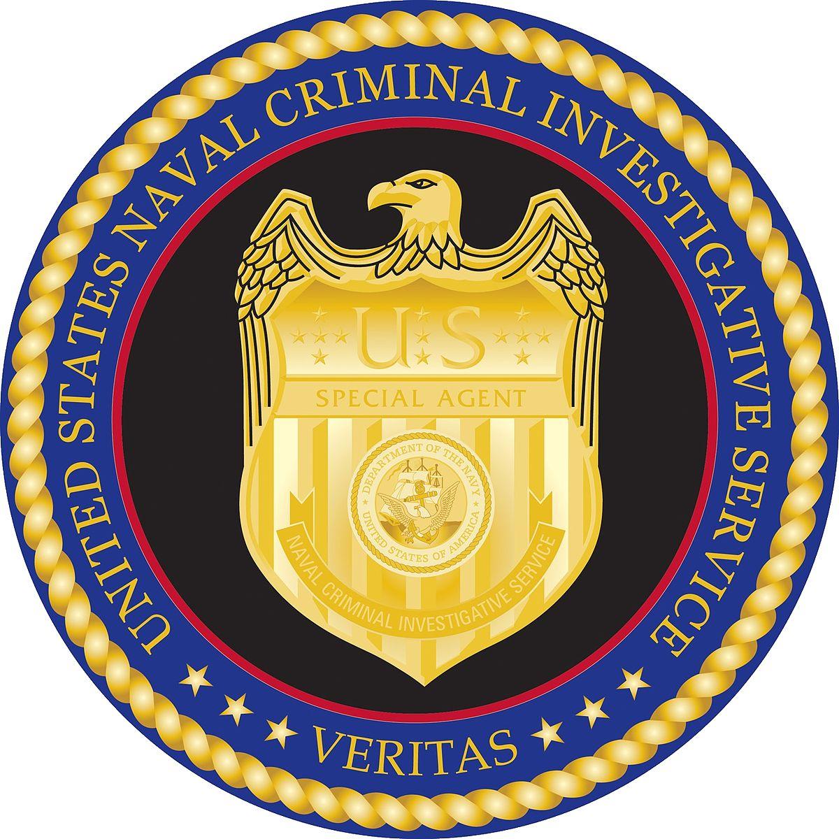 Naval Criminal Investigative Service.