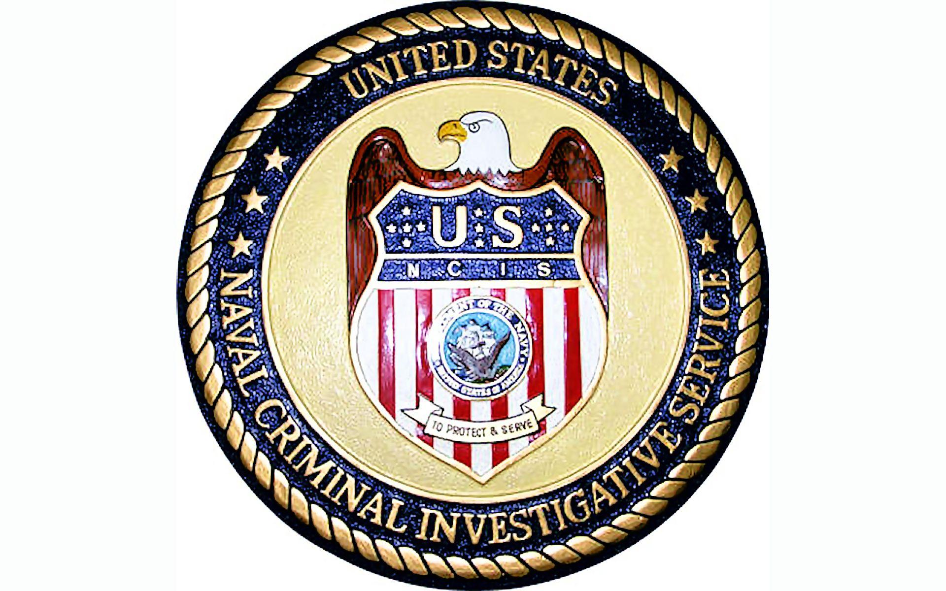 NCIS Logo Wallpapers.