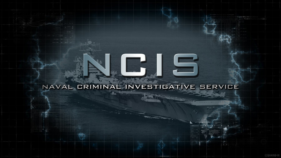 45+] NCIS Logo Wallpaper on WallpaperSafari.