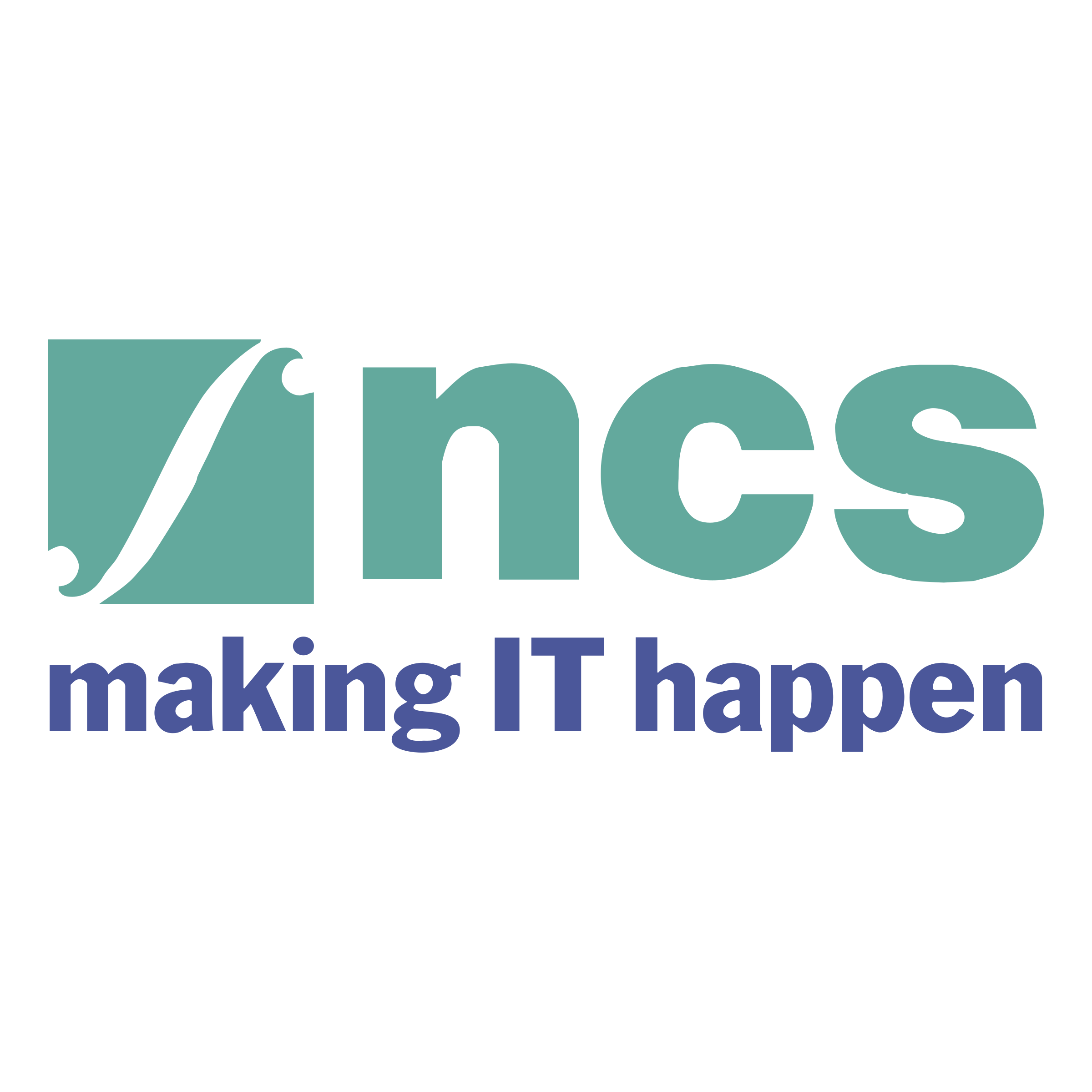 NCS Logo PNG Transparent & SVG Vector.