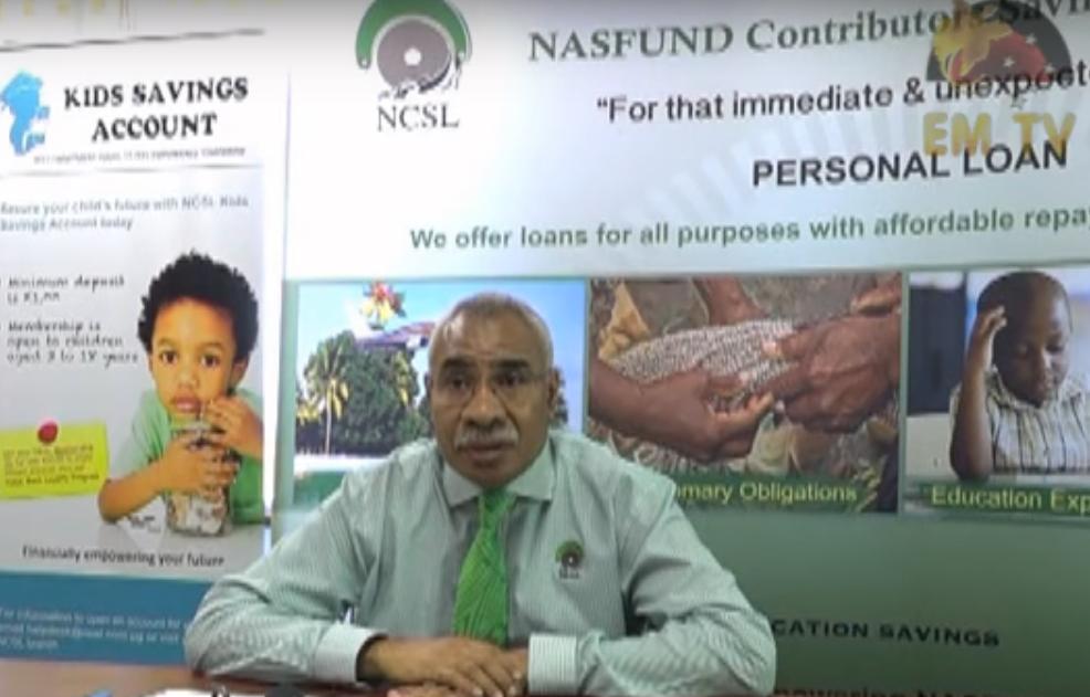 Nasfund's New Save.