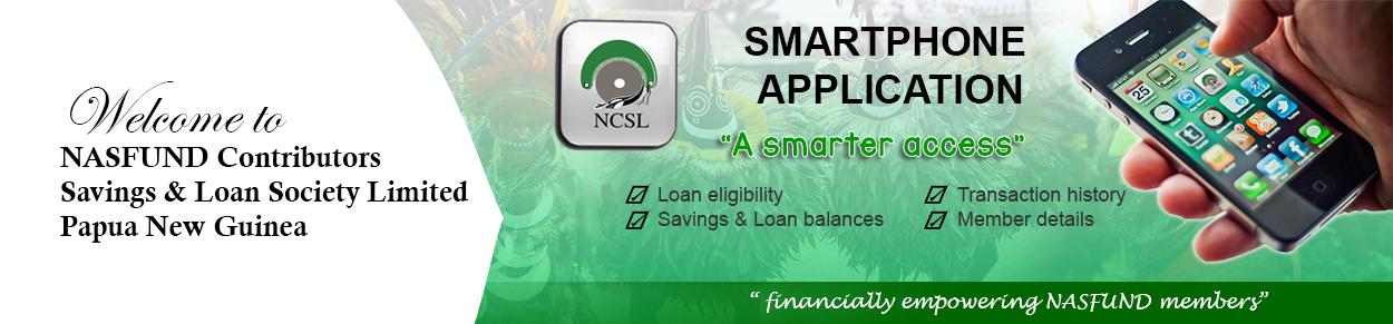 NCSL App.