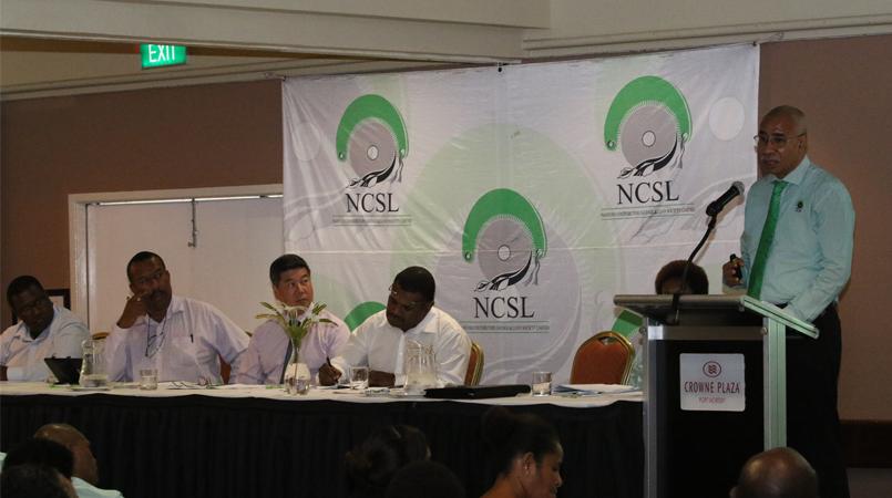Revised NCSL membership clause ratified.