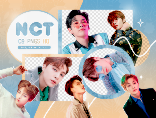 PNG PACK: NCT 127 #2 (TOUCH) by Hallyumi on DeviantArt.