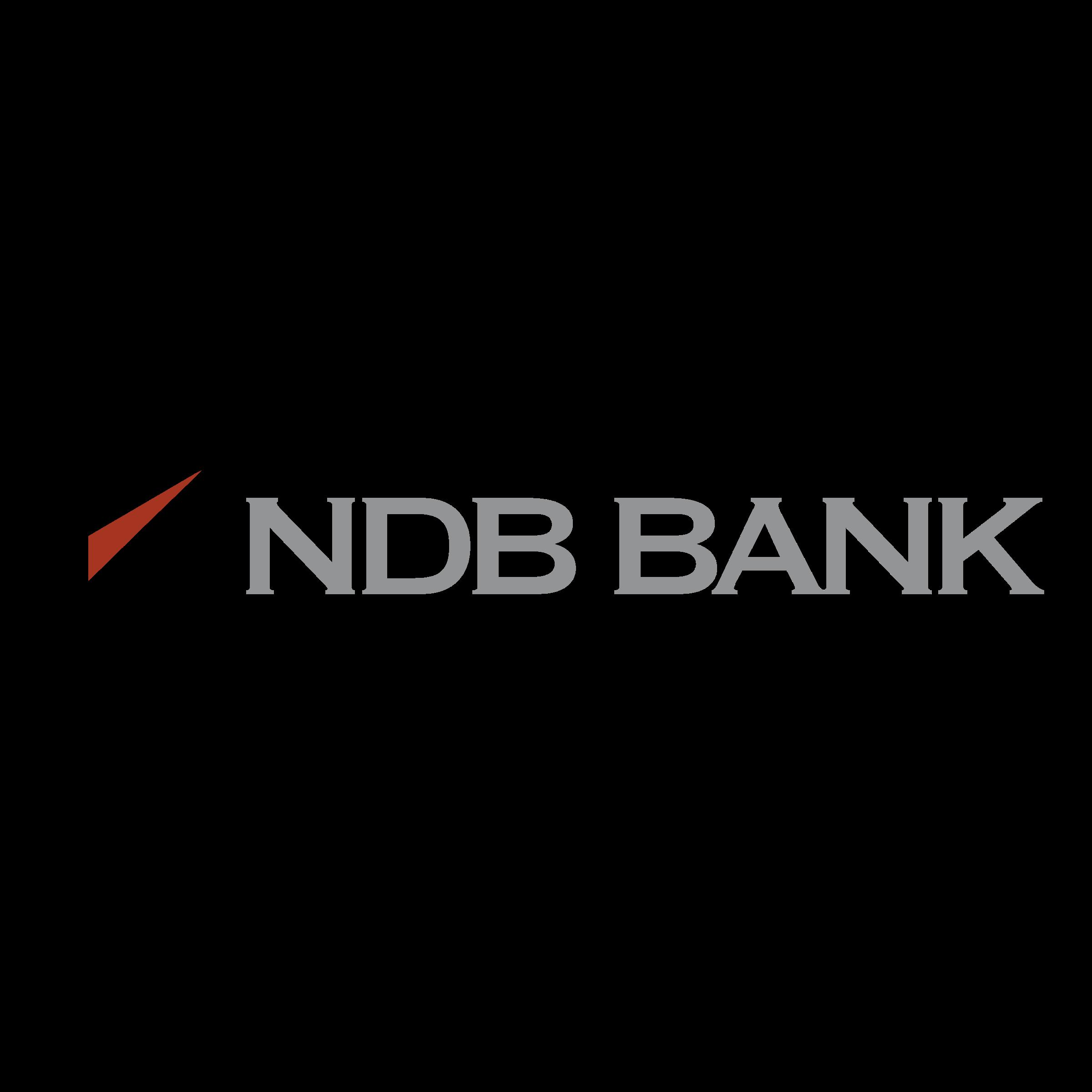 NDB Bank Logo PNG Transparent & SVG Vector.
