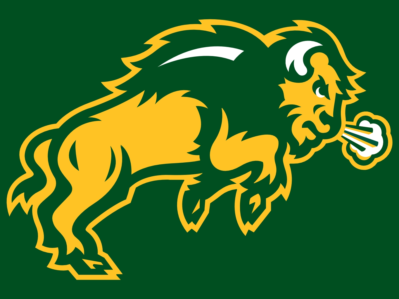 Free download North Dakota State Football Logo [1365x1024.