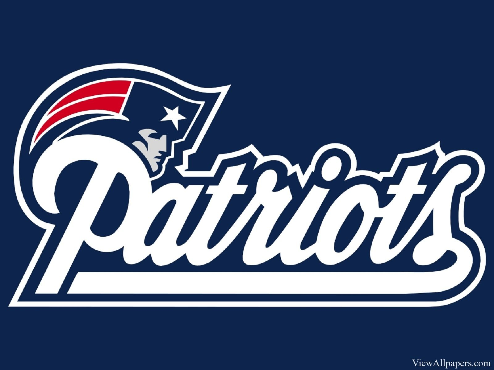 New England Patriots Logo.
