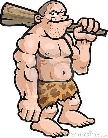 Neanderthal Stock Illustrations.