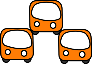 Nearby Buses Clip Art at Clker.com.