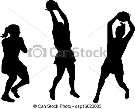 Netball Illustrations and Clip Art. 181 Netball royalty free.